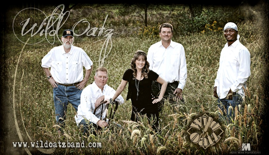 Wild Oatz Band - Photo by John Mohr Photography